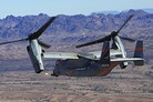 Bell confident on future V-22 laser-guided weapon integration