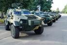 Ukraine gets ten Dozor-B vehicles