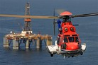 Offshore helicopter market worsens