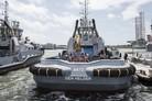 Dutch navy gets Damen Hybrid tugs