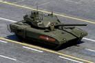 Russian National Guard beefs up