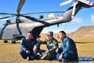 Z-18A undergoes high-altitude testing