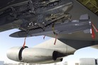 Data link-equipped MALD-J flies for the first time