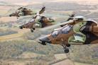 DCI awarded EDA helicopter training study work
