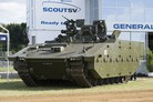 Scout SV turret contract signed with Lockheed Martin