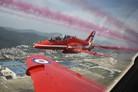 RAF Red Arrows tap Airbus Skynet