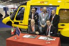 Helitech 2014: Norwegian Air Ambulance purchases first AW169