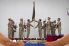 Iraqi NCOs graduate from TG Taji