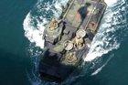 Spain requests amphibious assault vehicles
