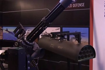 Singapore Airshow 2018: Lightweight rocket launcher debuted (video)