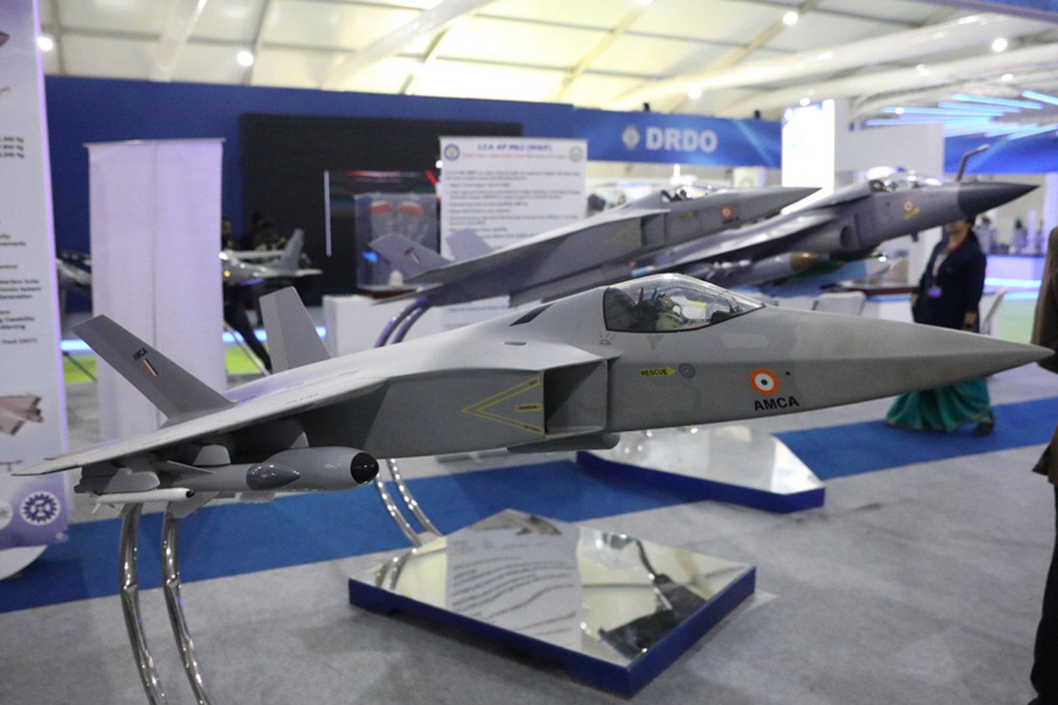 PREMIUM: India accelerates AMCA fighter development - Air Warfare ...
