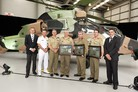 ADF receives final Tiger Helicopter