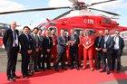 Paris Air Show: Vigili del Fuoco orders more AW139s