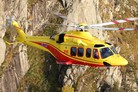 Autonomous Province of Trento takes delivery of an AW139