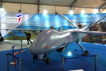 Indo Defence 2018: Turkey looks east for first Anka export