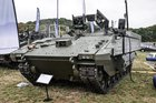 British Army to receive first Ajax vehicles by year end