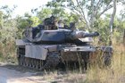 Australian Army exercises armoured cavalry regiment structure