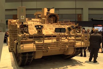 AUSA 2017: AMPV for the modern soldier (video)
