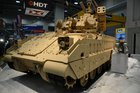 AUSA 2017: BAE showcases SHORAD for Bradley (video)