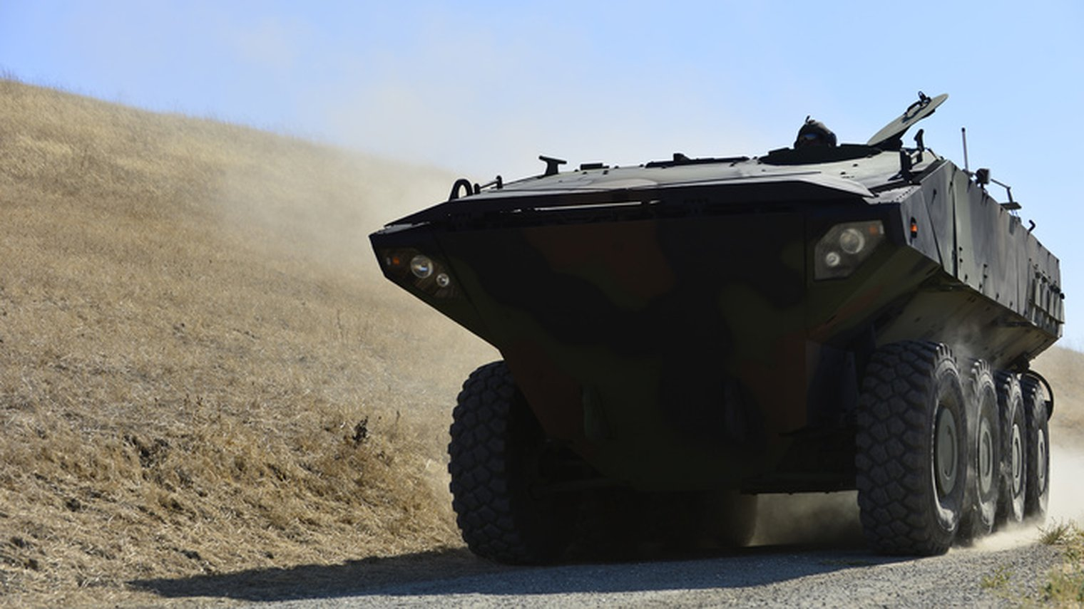 amphibious combat vehicles The marine corps is developing the amphibious combat vehicle to upgrade its ability to move marines from ship to shore under hostile conditions two contractors have produced prototypes only one contractor will be selected to produce the vehicle.