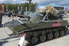 Russia set to upgrade its BMD-2 inventory