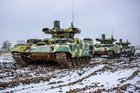 BMPT joins Russian tank division