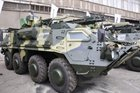 New production line for BTR-4E hulls launched