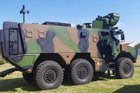Thales electronics for Belgian vehicles