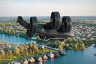 Bell ups air taxi ante with Nexus unveiling
