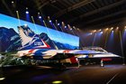 Taiwan rolls out jet trainer prototype