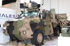 Mesmer C-UAS integrates onto Bushmaster