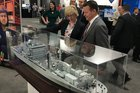 Canadian naval shipbuilding in the spotlight