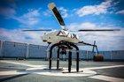Taiwan's coast guard selects UAVs