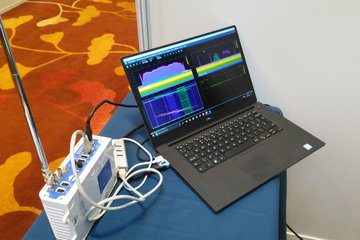 ADECS 2018: CRFS making spectrum waves (video)