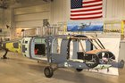 Final assembly of first HH-60W CRH begins
