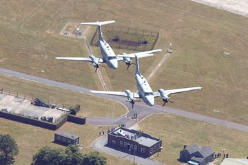 Team Shadow unveiled at Farnborough Airshow (video)