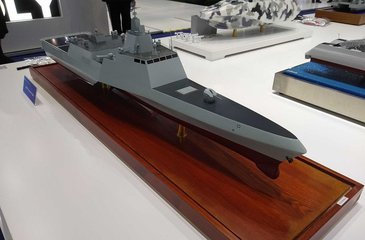 IDEX 2019: LCS lookalike design on the cards for China