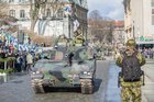 BAE Systems, Milrem to support Estonia's CV9035