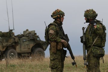 Canada's soldier suite delivery nears completion