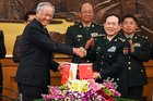 Singapore, China step-up defence cooperation