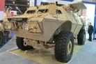 Mortar-capable MRAP destined for Afghanistan