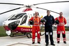 Cornwall Air Ambulance details 2017 missions
