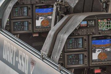 Farnborough 2018: Garmin debut G3000 tandem cockpit trainer (video)