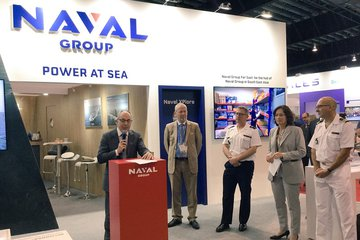 IMDEX 2019: Naval Group unveils shortlist for Start We Up