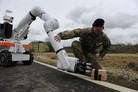 New British Army DEMS Training Regiment opens
