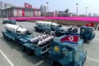 UN reports on North Korea challenges