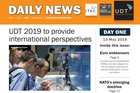 UDT, ITEC, EW Europe Daily News - Day One