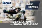 World-class shoulder launched individual assault munitions from DND (sponsored)