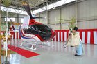 Rotorcraft Asia 2019: H135 deployed in Japan for electronic news gathering