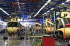 Downturn in light military rotorcraft sales predicted